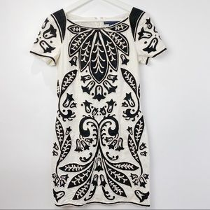 French Connection French beaded dress